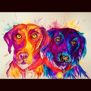 Dogs by Jade Bryant