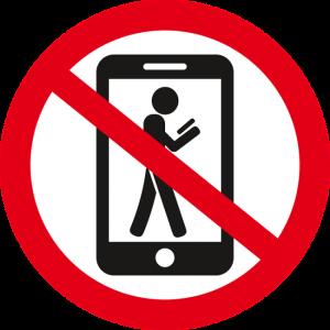 No Cell Phones: The Big Frisk!