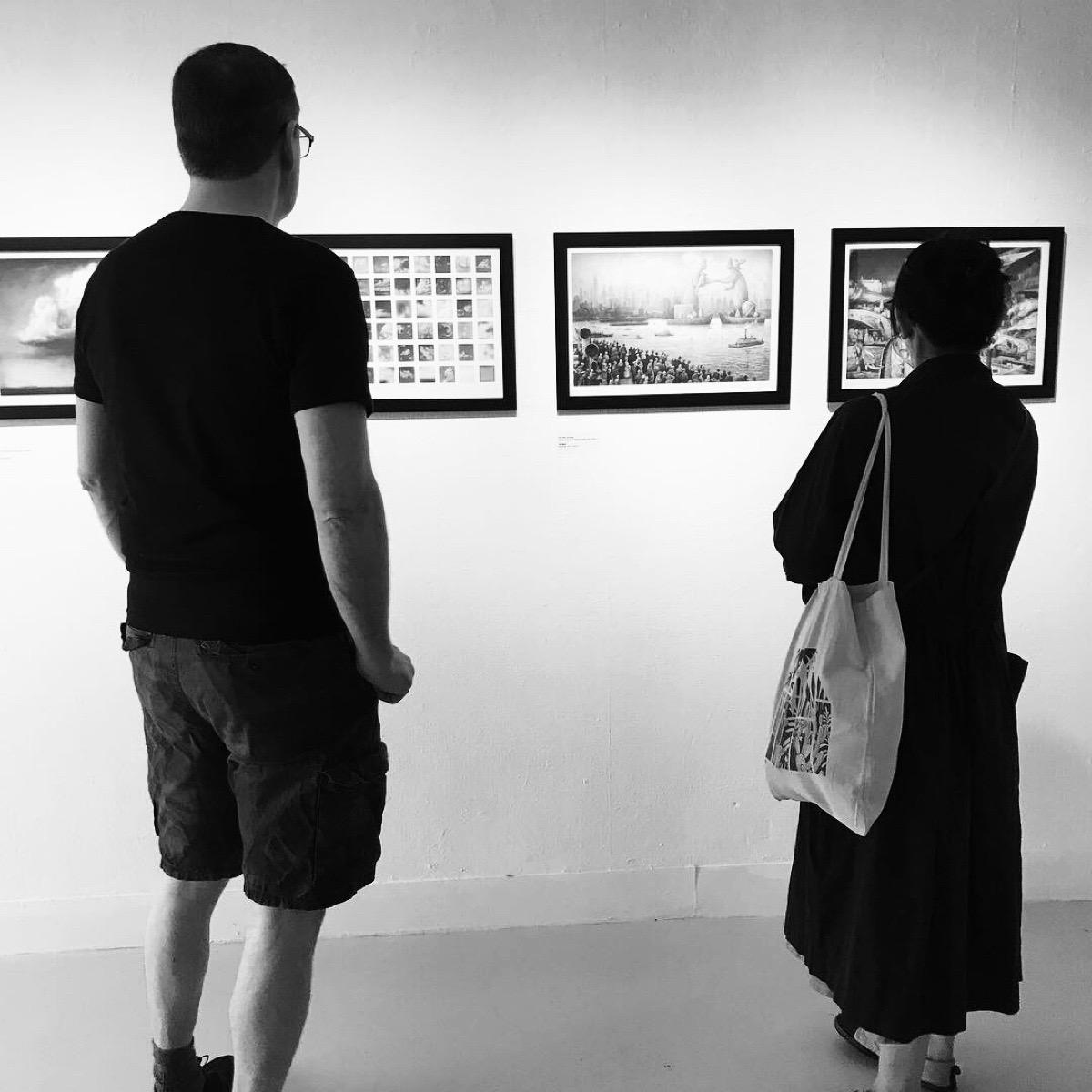sean tan's art exhibition